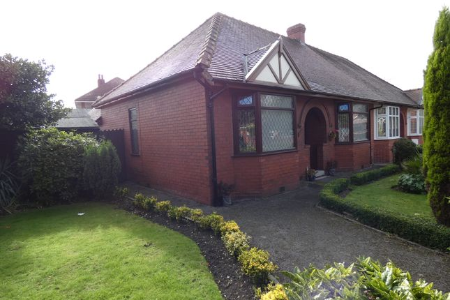 Thumbnail Semi-detached bungalow for sale in Stockport Road, Denton
