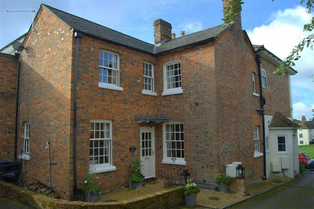 Thumbnail Semi-detached house for sale in The Green, Marlborough, Wiltshire