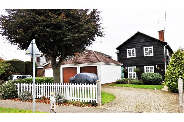 Thumbnail Detached house for sale in Western Road, Benfleet