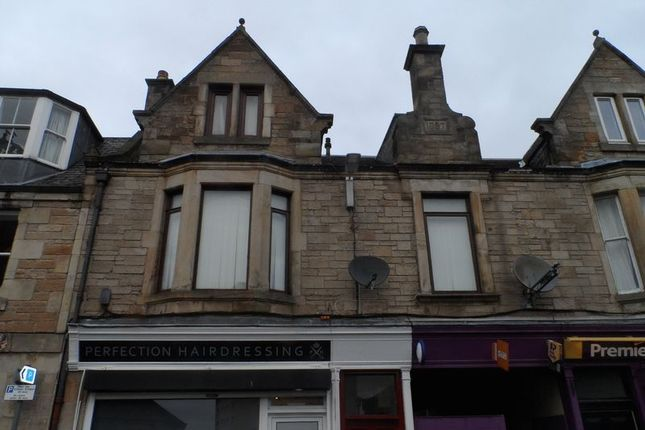 External of Commercial Street, Kirkcaldy KY1