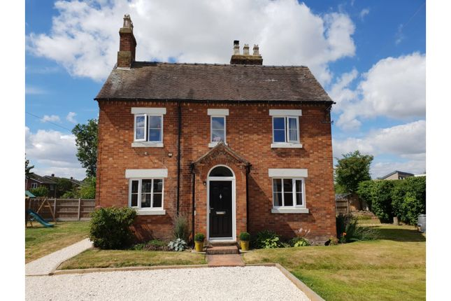 Thumbnail Detached house for sale in Poynton Road, Shawbury