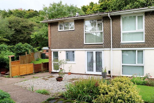 Thumbnail Flat for sale in Cambridge Court, Caerleon, Newport