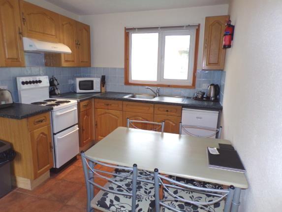 Kitchen of St Tudy, Bodmin, Cornwall PL30