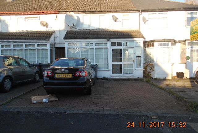 Thumbnail Terraced house for sale in Repton Road, Bordesley Green