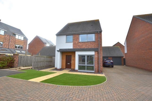 Thumbnail Detached house for sale in Watergate, Houghton-Le-Spring