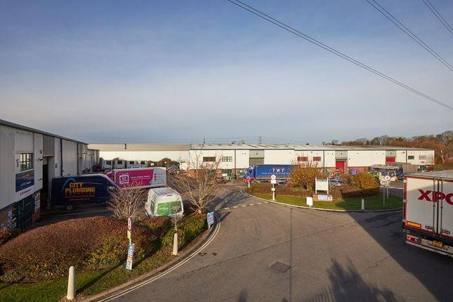 Thumbnail Warehouse to let in Units At Solent Gate, Newgate Lane, Fareham, Hampshire