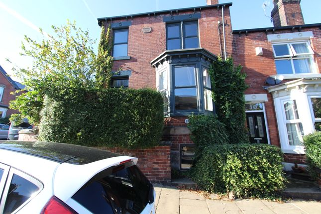4 bed end terrace house to rent in Peveril Road, Sheffield S11