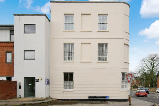 1 bed flat to rent in St. Pauls Street South, Cheltenham