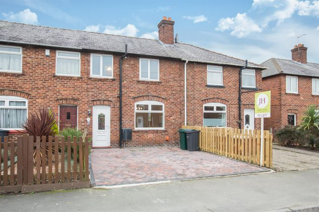 3 bed terraced house to rent in Prenton Place, Handbridge, Chester CH4