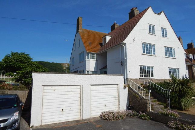 End terrace house for sale in Trevelyan Road, Seaton, Devon