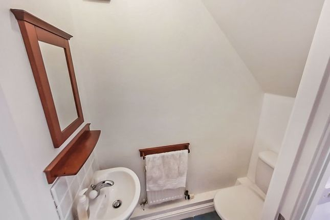 Downstairs W.c of Silverdale Close, Bury BL9