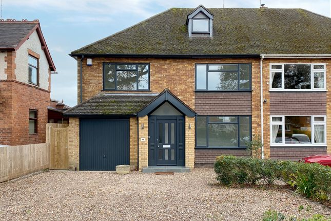 Thumbnail Semi-detached house for sale in Station Road, Balsall Common, Coventry
