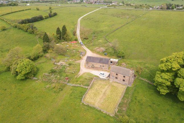 Thumbnail Detached house for sale in Ellastone Road, Cauldon Lowe, Staffordshire