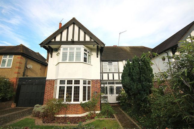Thumbnail Semi-detached house to rent in Greenhill Park, New Barnet, Barnet
