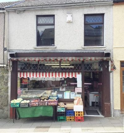 Thumbnail Retail premises for sale in Court Street, Blaenclydach, Tonypandy