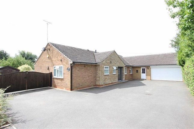 Thumbnail Detached bungalow for sale in Preston Capes Road, Newnham, Daventry