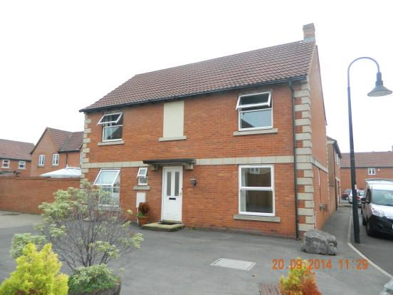 Thumbnail Detached house to rent in Sweetgrass Road, Worle