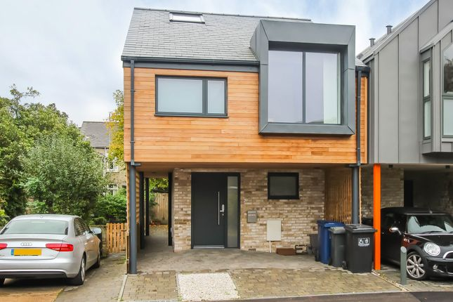 Thumbnail Detached house for sale in Westland Terrace, North Street, Cambridge