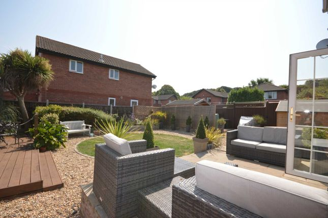 Thumbnail Detached house for sale in Sampson Close, Belvedere