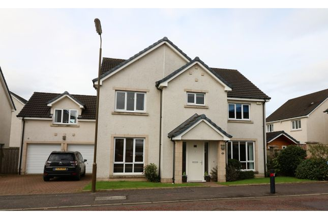 Thumbnail Detached house for sale in Galbraith Crescent, Larbert