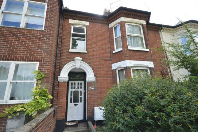 Thumbnail Terraced house for sale in Constitution Hill, Norwich