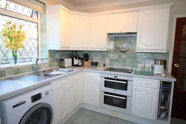 Kitchen of Hever Avenue, West Kingsdown, Sevenoaks, Kent TN15