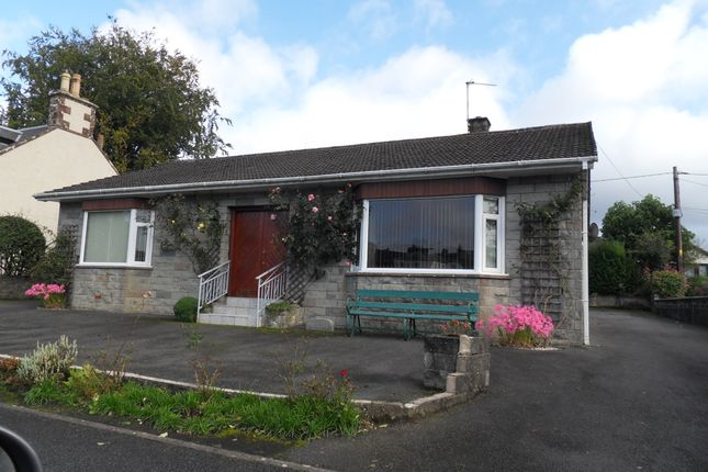 Thumbnail Detached bungalow for sale in Holmpark Road, Minnigaff, Newton Stewart