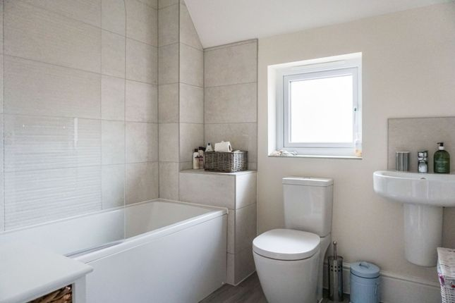 Family Bathroom of Henshall Drive, Chellaston, Derby DE73
