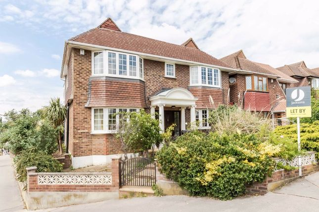 Thumbnail Detached house to rent in Christian Fields, London