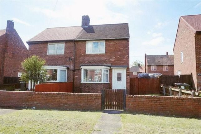 Thumbnail Semi-detached house to rent in Station Road North, Wallsend