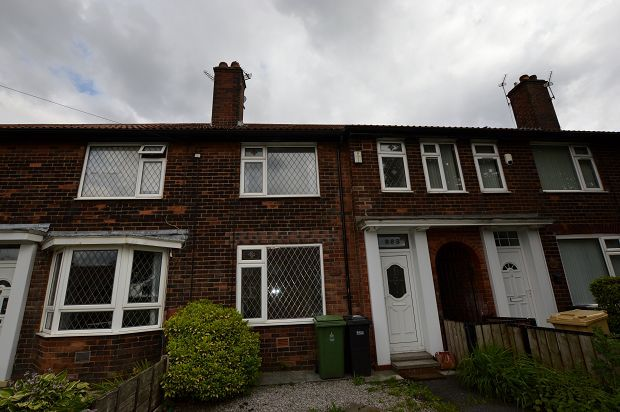 Thumbnail Terraced house to rent in Moss Bank Way, Bolton
