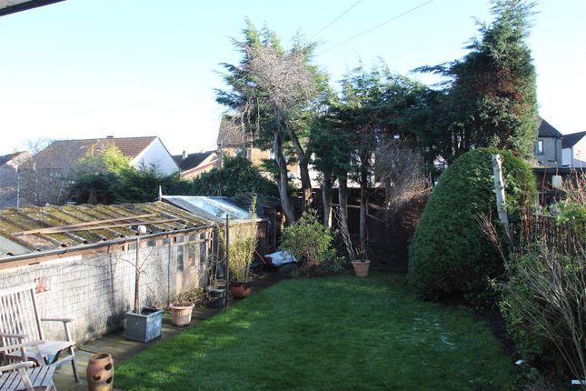 Back Garden of Kingsknowe Road North, Edinburgh EH14