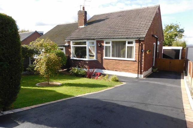 3 bed semi-detached house for sale in Thornholme Road, Marple, Stockport