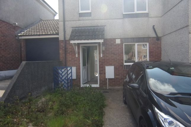 Thumbnail End terrace house to rent in Peppers Park Road, Liskeard