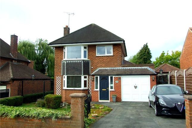 Thumbnail Detached house for sale in Ypres Road, Allestree, Derby