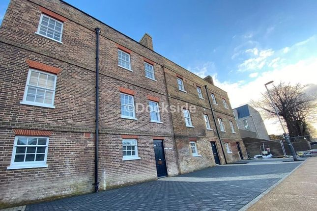 Thumbnail Terraced house for sale in Dock Road, Chatham