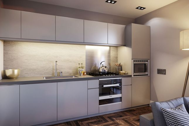 1 bedroom flat for sale in Parliament Square Phase 1, Greenland Street, Liverpool