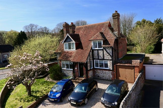 Thumbnail Detached house for sale in Church Street, Willingdon, Eastbourne, East Sussex