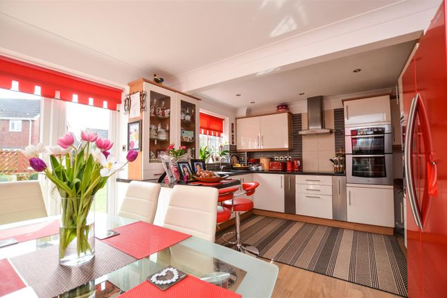 Thumbnail Detached house for sale in St. Marys Grove, Sprowston, Norwich
