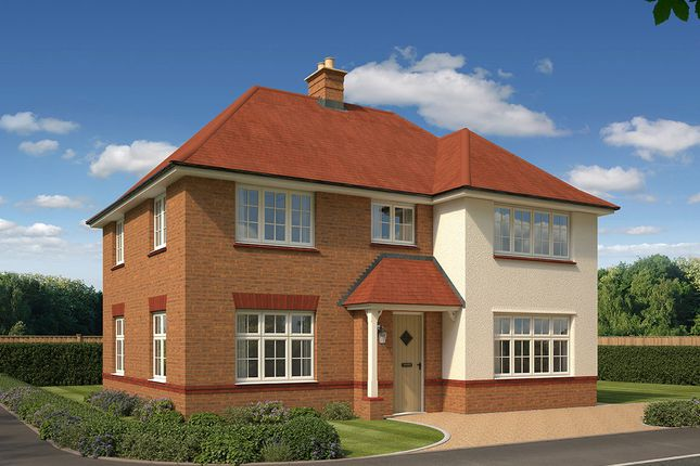 """Thumbnail Detached house for sale in """"Shaftesbury"""" at Hatfield Road, Witham"""