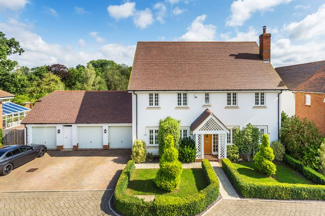 Thumbnail Detached house for sale in Eliot Place, Crowhurst, Lingfield