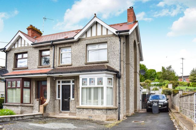 Thumbnail Semi-detached house for sale in Folly Lane, Armagh