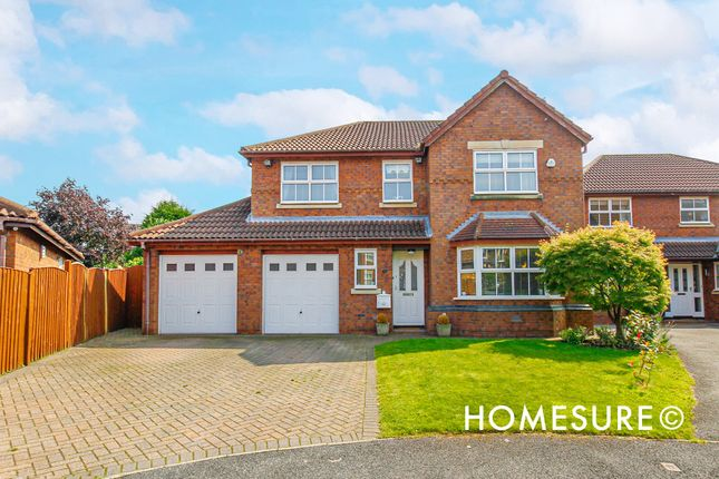 Thumbnail Detached house for sale in Sandstone Close, Rainhill, Prescot