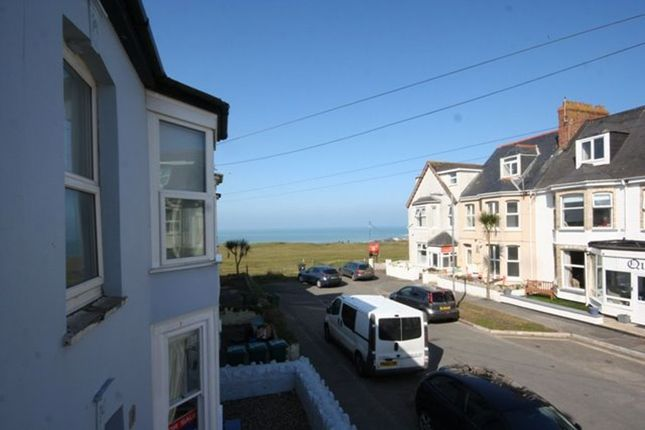 Thumbnail Flat to rent in Trevose Avenue, Newquay
