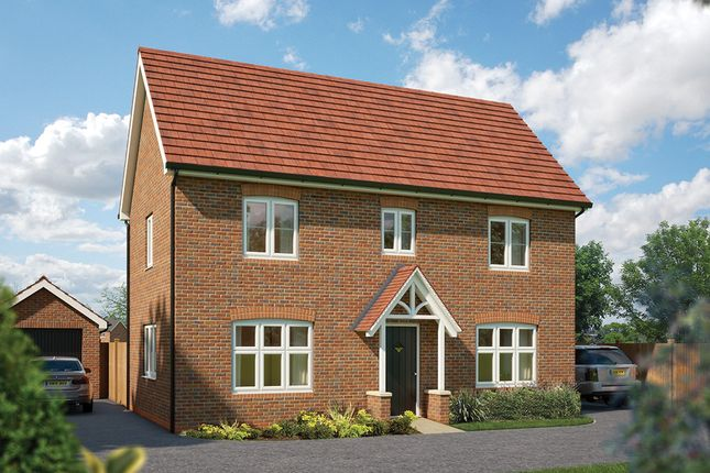 """3 bed detached house for sale in """"The Spruce  v1"""" at St. Johns Road, Essington, Wolverhampton WV11"""