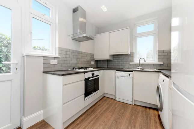 Thumbnail Semi-detached house to rent in Haslemere Avenue, London