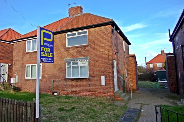 2 bed semi-detached house to rent in William Morris Terrace, Shotton Colliery, Durham DH6