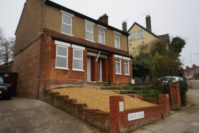 Thumbnail Semi-detached house to rent in Grove Lane, Ipswich