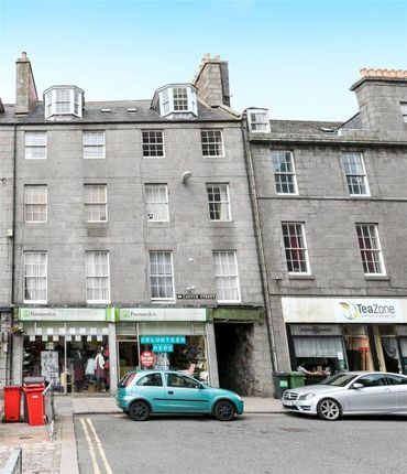 Thumbnail Flat for sale in Flat 3, Castle Street, Aberdeen