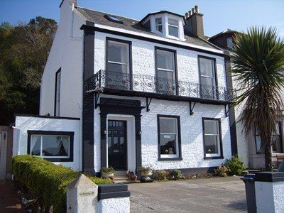 Thumbnail Semi-detached house for sale in Alamein House, 28 Battery Place, Isle Of Bute
